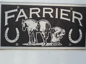 Sign_Farrier